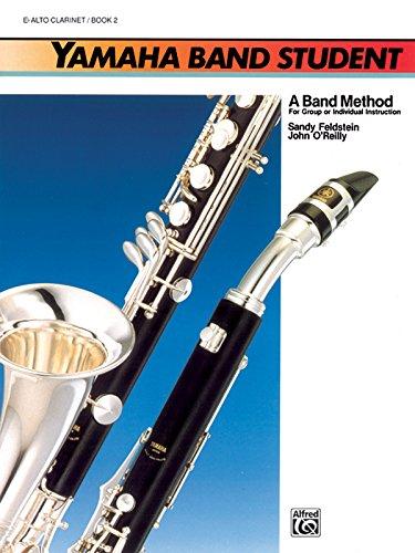 Yamaha Band Student, Bk 2: E-Flat Baritone Saxophone (Yamaha Band Method)