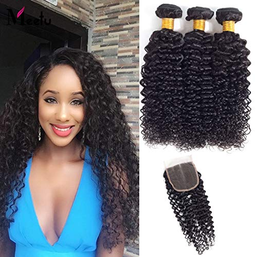 Human Hair Weaves Tireless Soul Lady 360 Frontal With Bundles Non Remy Brazilian Straight Human Hair 3 Bundles With 360 Closures 360 Frontal With Baby Hair