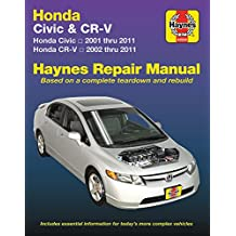 Honda Civic (2001-2010) & CR-V (2002-2009)