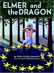 Elmer and the Dragon (My Father's Dragon) by Ruth Stiles Gannett (1987-11-12)