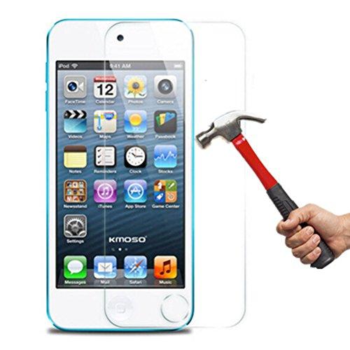 für Apple iPod Touch 06.05 5. / 6. GEN-Explosion Proof ausgeglichenes Glas-Schirm-Schutz-Film