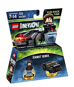 LEGO Dimensions Pack Héros - Knight Rider