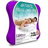 LA VIDA ES BELLA - Caja Regalo - Instante Relax para Dos - 1260 P