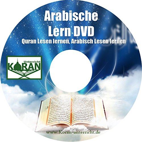 Arabische Lern DVD mit Koran als MP3 zum mitlesen Arabische Buchstahen Alif ba Arabisch lernen Koran Arabisch Lesen lernen DVD 60min Lernvideos + Quran als MP3 für Anfänger und Einsteiger auf Deutsch