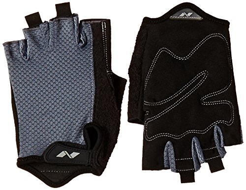Nivia Python Gym Gloves, Large (Black)
