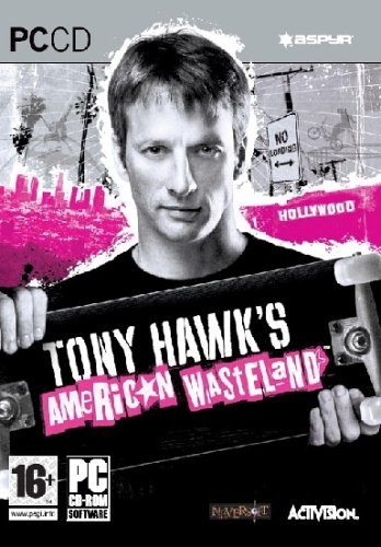 Tony Hawk's American Wasteland (DVD-ROM) Hawk Pc