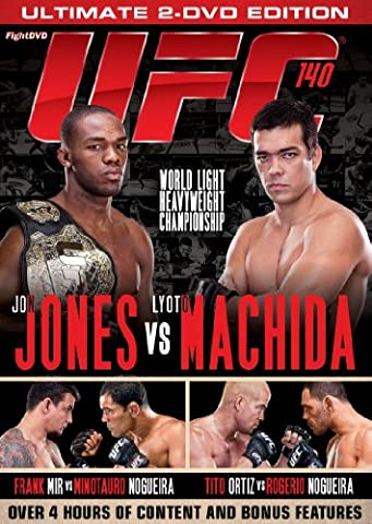 UFC 140 : Jon Jones vs Lyoto