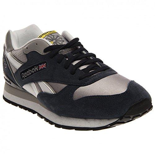 Reebok, Herren Sneaker Reebok Navy/Tin Grey/White