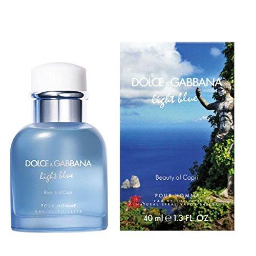 Dolce & Gabbana Getränk-Light Blue Capri PH 40ml