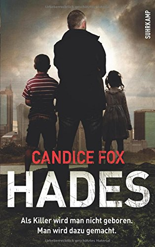 Buchseite und Rezensionen zu 'Hades' von Candice Fox