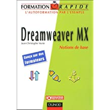 Dreamweaver MX : Notions de base