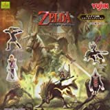 Capsule SR The Legend of Zelda: Twilight Princess all four set