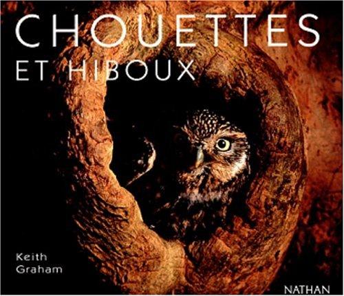 Chouettes et hiboux par Keith Graham (Broché)