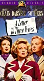 A Letter to Three Wives [VHS]