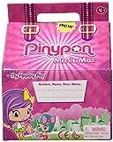 Pinypon - Happy Pin, con 5 figuritas de Pinypon, para niños y niñas...