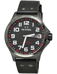 TW Steel TW-420 - Reloj de pulsera mujer, piel, color multicolor
