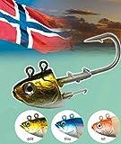 Behr Deep Sea Balancer Jigkopf für Norwegen & Island