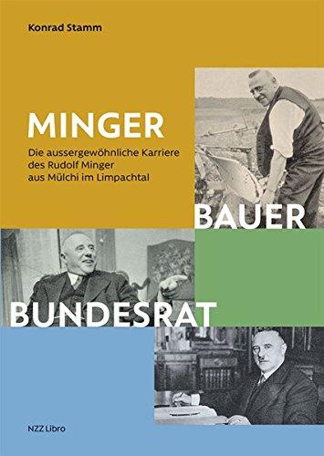 Bereich Stamm (Minger: Bauer, Bundesrat: Die aussergewöhnliche Karriere des Rudolf Minger aus Mülchi im Limpachtal)