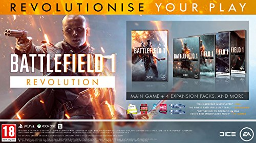 Battlefield 1 Revolution  screenshot