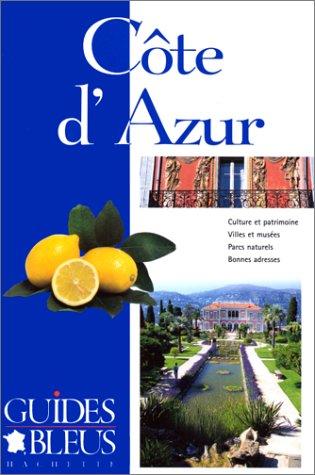 Côte d'Azur. Edition 2000