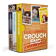 Crouch End Confidential - A Cozy Mystery Collection (English Edition)