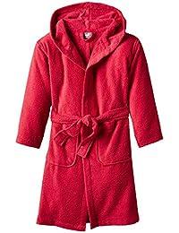 PUMA niña albornoz Active masculino B & G, colour rojo Rojo, 128, 512417 27