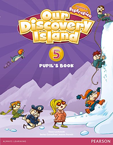 Our Discovery Island 5 Pupil's Book - 9788498377934 por Fiona Beddall