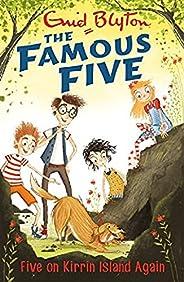 Five on Kirrin Island Again: 6 (The Famous Five Series)