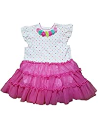 Little Me Baby Girls Popover Tutu Dress (24 Months