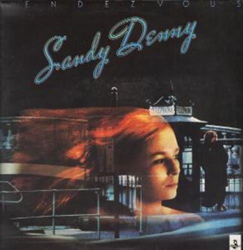 RENDEZVOUS LP (VINYL) FRENCH HANNIBAL 1986