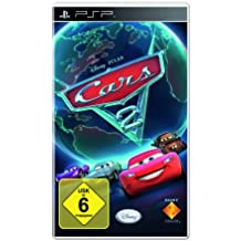 Sony Cars 2 - Juego (PlayStation Portable (PSP), Racing, E10 + (Everyone 10 +))