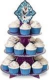 Wilton–stand-frozen 11.75-inch X 40,6cm con capacidad para 24cupcakes, otros, multicolor