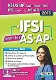 Intégral IFSI pour les AS-AP Concours 2018