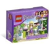 LEGO Friends - 3930 - Jeu de Construction - La Cuisine d'Été de Stéphanie