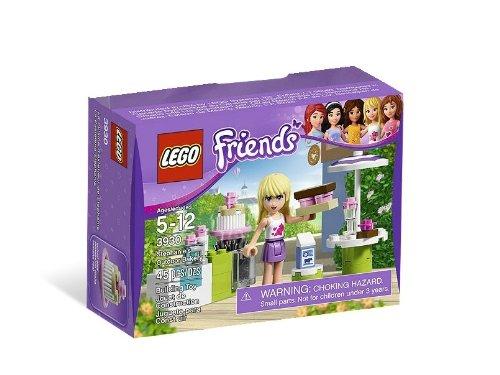 LEGO FRIENDS 3930 - JUEGO DE CONSTRUCCION DE LA COCINA DE VERANO DE STEPHANIE