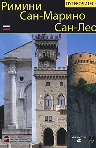 Rimini, San Marino, San Leo. Guida. Ediz. russa