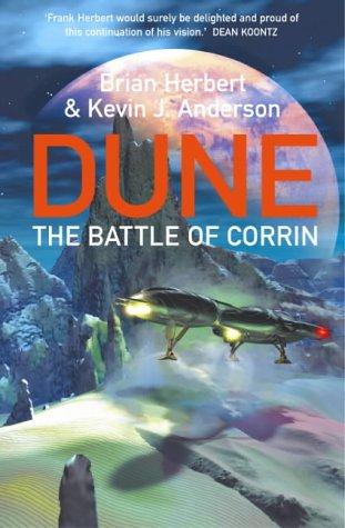 Battle of Corrin (Legends of Dune 3)
