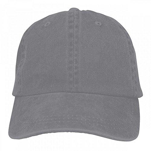Nifdhkw Baumwoll Denim Papa Hut Low Profile Sport Hut für Herren und Damen Fashion11