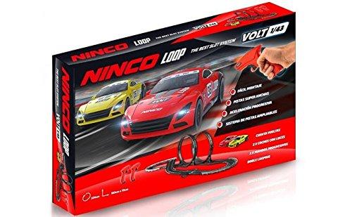Ninco Loop Volt 1/43 - Circuito de slot