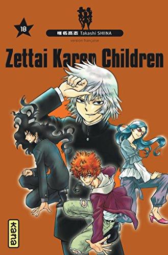 Zettai Karen Children Edition simple Tome 18