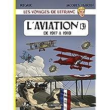 Voyage de Lefranc l'Aviation T3 16-18