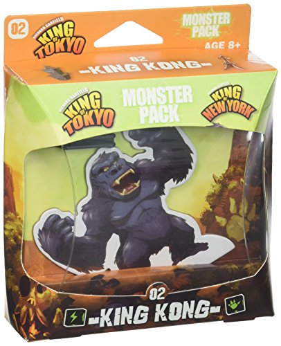 Iello IEL51421 - King of Tokyo: Monster Pack: King Kong -