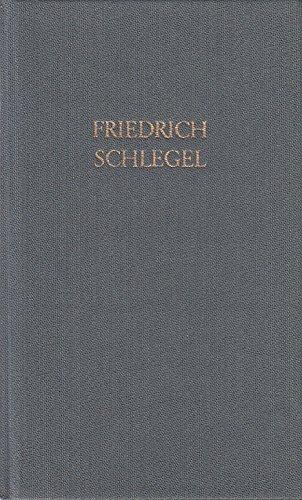 Friedrich Schlegel. Werke in zwei Bänden