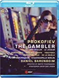Prokofiev: The Gambler [Blu-ray] [2010] [Region Free]