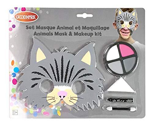 (Goodmark 02005565 Make up Set Katze)