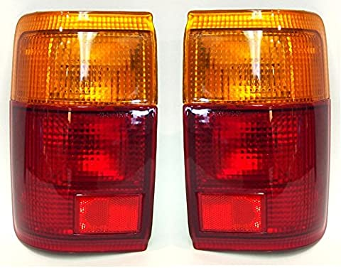 Set of Left + Right Side Tail Lights