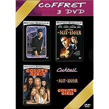 Cocktail / Une nuit en enfer / Coyote Girls - Coffret 3 DVD