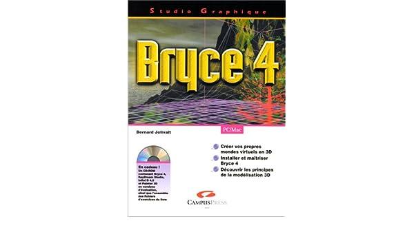 bryce 4 studio graphique