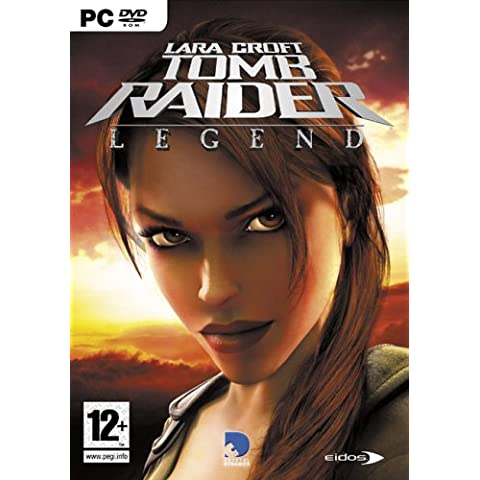 Lara Croft Tomb Raider Legend Pc Uk
