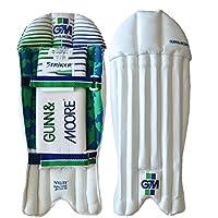 Gunn & Moore Striker - Almohadillas de Mimbre para Mantener a los jóvenes críquet B